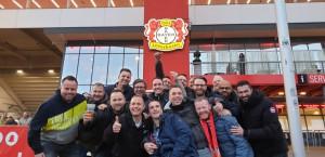 A. Rondhuis Bayer Leverkusen