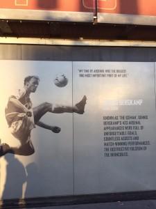 E. Hendriks Arsenal - Liverpool 2