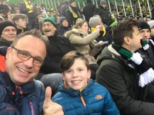 D. Booman Borussia Monchengladbach - BVB